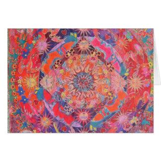 Carte Mandala de la Californie Daz e customisé