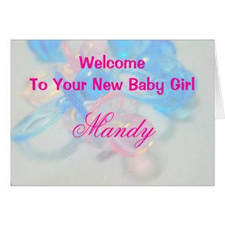 Carte Mandy