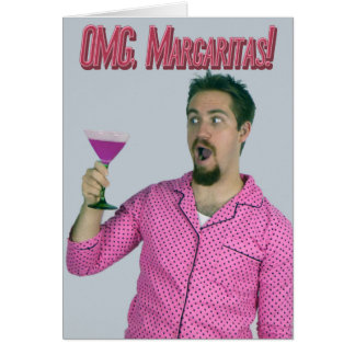 Carte Margaritas d'OMG
