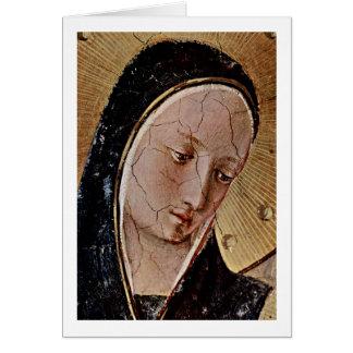 Carte Maria par ATF Angelico