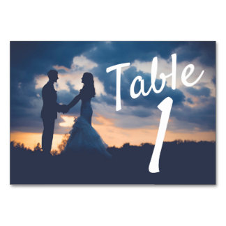Carte Mariage romantique