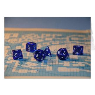Carte Matrices de D&D