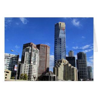 Carte Melbourne Eurêka