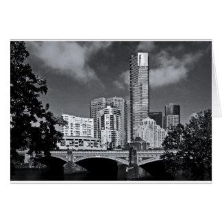Carte Melbourne merveilleuse