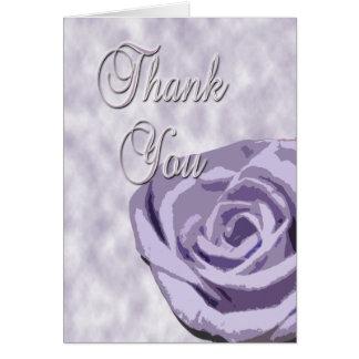 """Carte """"Merci """""""