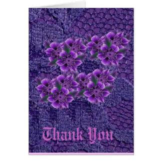 Carte Merci et appréciation