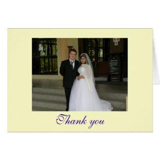 Carte Merci - personnalisable