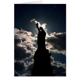 Carte Merci pour assurer notre liberté