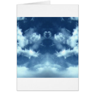 Carte Miroir dans le ciel
