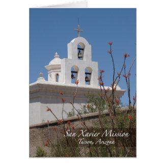Carte Mission de San Xavier
