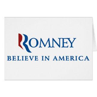 Carte Mitt Romney 2012
