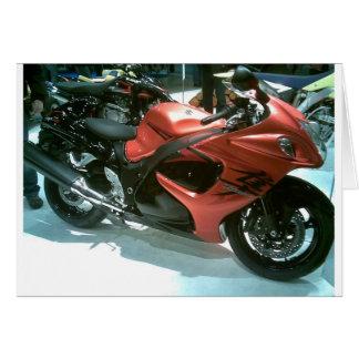 Carte modèle-hayabusa-motocyclette 2008