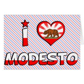 Carte Modesto, CA