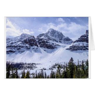 Carte Montagnes 1 d'ALBERTA