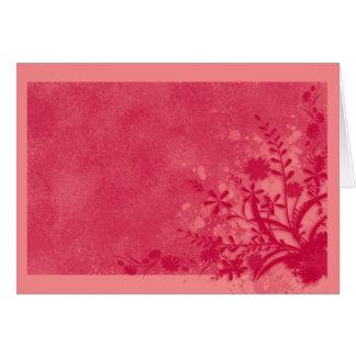 Carte . : : MoonDreams : :. Roses indien florales
