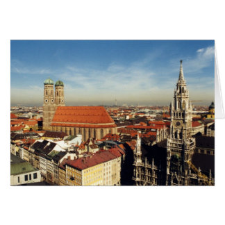Carte Munich