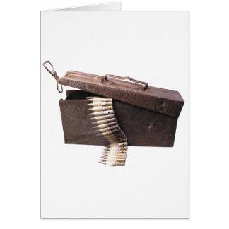 Carte Munitions