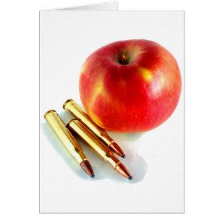 Carte Munitions et état de préparation personnel de