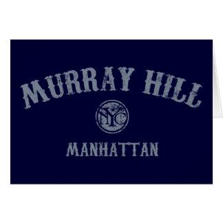 Carte Murray Hill