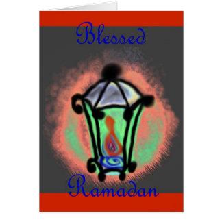 Carte Musulmans de Ramadan Eid Mubarak islamiques
