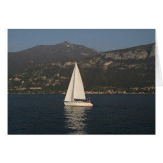 Carte Navigation sur le lac Como