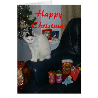 Carte Noël heureux