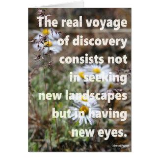 Carte Nouveaux yeux