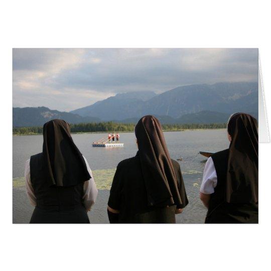 Carte Nuns in Bavaria