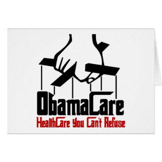 Carte ObamaCare
