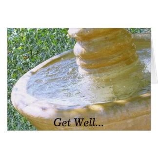 Carte Obtenez le puits…