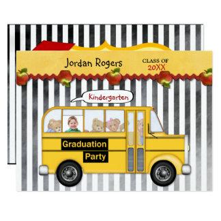 Carte Obtention du diplôme de jardin d'enfants de photo