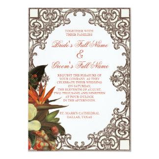 Carte Oiseau des magnolias n du paradis - mariage fait