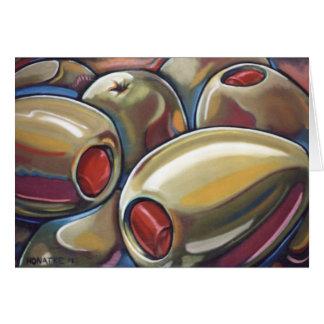 Carte Olives