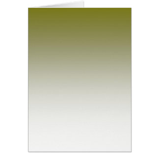 Carte Ombre blanc olive