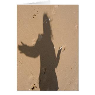 Carte Ombre en dune