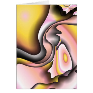 Carte Ombres roses
