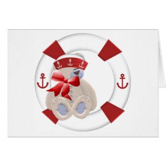 Carte Ours de marin