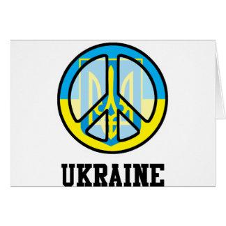 Carte Paix en Ukraine