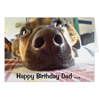 Carte Papa de joyeux anniversaire celui que je recherche