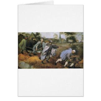 Carte Parabole des abat-jour par Pieter Bruegel l'aîné