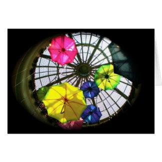 Carte Parapluies de Las Vegas