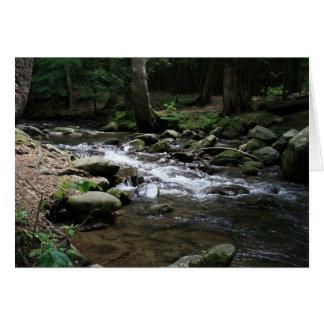 Carte Parc national de Great Smoky Mountains