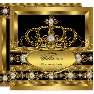Carte Partie de diamant du Roi prince Queen Royal Gold