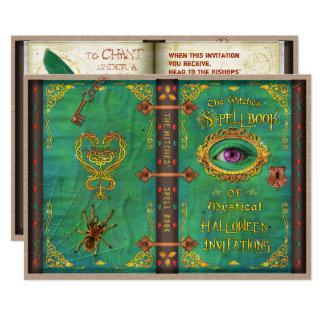 Carte Partie de globe oculaire de livre de charme