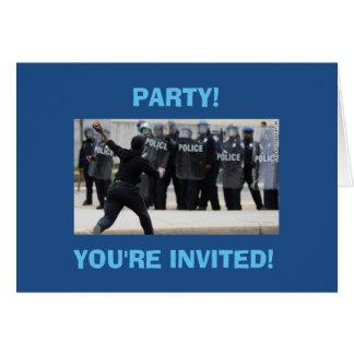 CARTE PARTIE ! VOUS ÊTES INVITÉS !