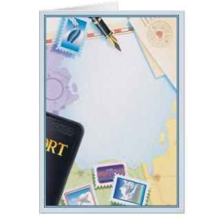 Carte Passeport au © de destin