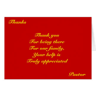 Carte Pasteur de Merci