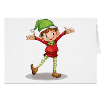 Carte Petit elfe
