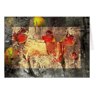 Carte Pétroglyphe # 5