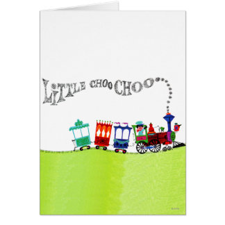 Carte Peu de Choo Choo